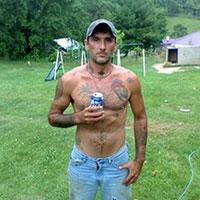 Homme gay mûr et viril