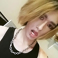 twink goth passif suceur gay